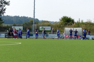 25.08.2019 - SSV II gegen SV Schönenbach