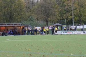 27.10.2019 - SSV I gegen VfL Alfter