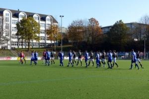 10.11.2019 - SSV II gegen Jan Wellem