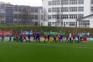 08.12.2019 - SSV II gegen Heiligenhauser SV II