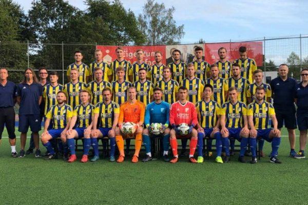 SSV Homburg-Nümbrecht e.V. - 1. Herren Saison 2019/2020