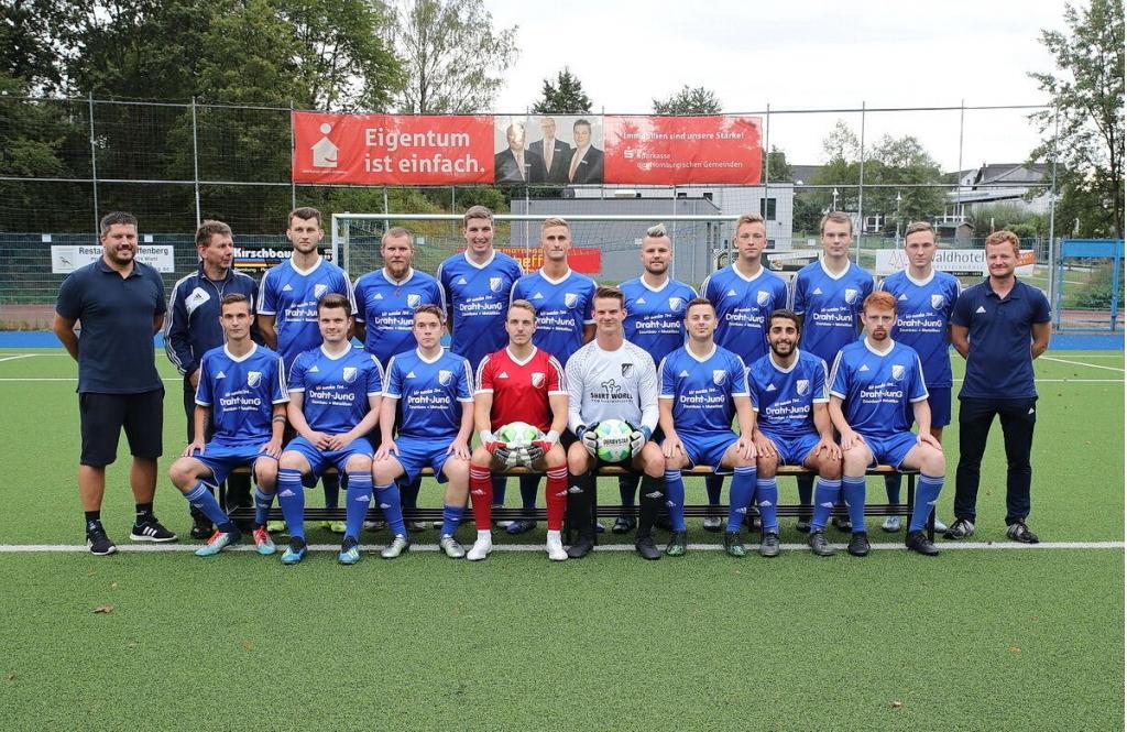 SSV Homburg-Nümbrecht e.V. - 2. Herren Saison 2019/2020