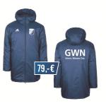 Adidas-Stadionjacke-marineblau
